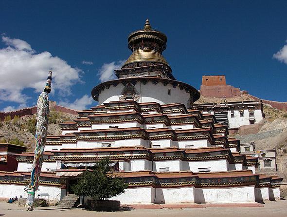 Монастырь Пелкор Чодо, Гьяндзе