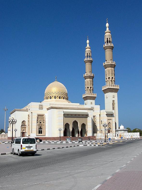 Мечеть в Шардже