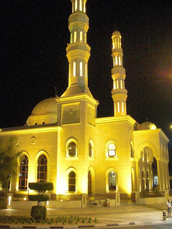 Мечеть Джумейра - Jumeirah Mosque