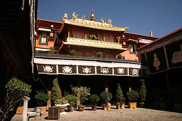Храм и монастырь Джоканг - Jokhang