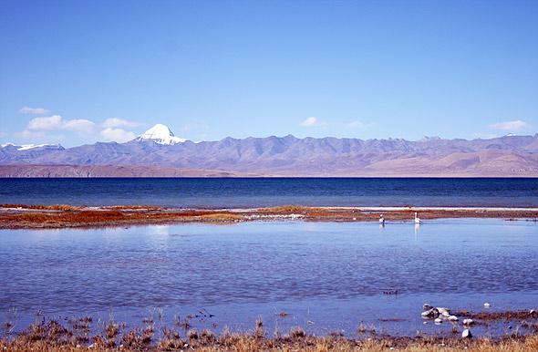 Озеро Манасаровар - Мапам-Юмцо