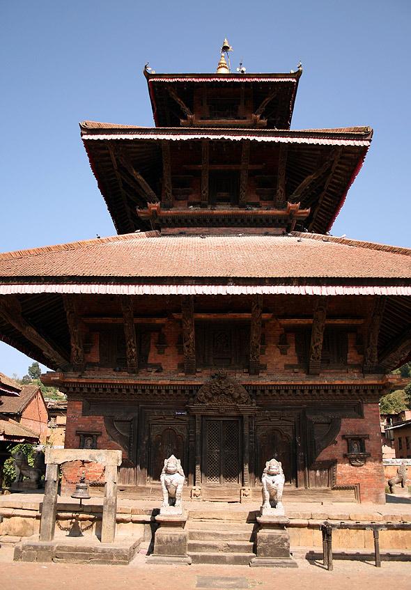 Храм Махадев Мандир - Indreshwor Mahadev Temple