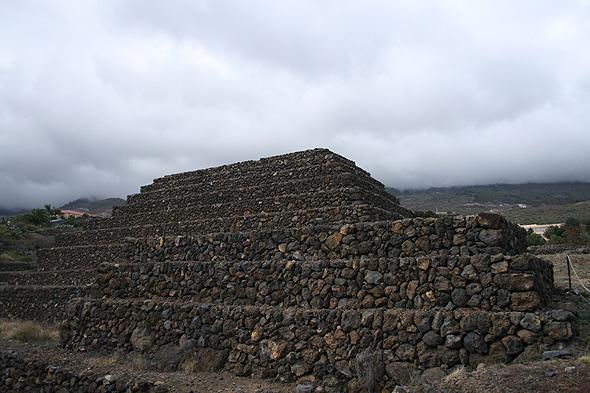 Пирамиды Гуимар, Тенерифе, Канарские острова
