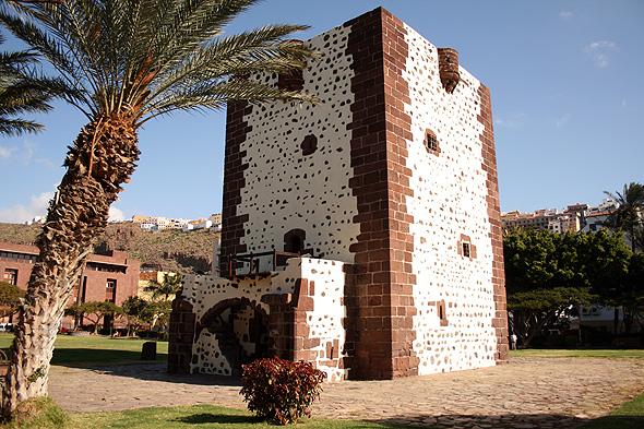 Графская башня - Torre del Conde, ла Гомера