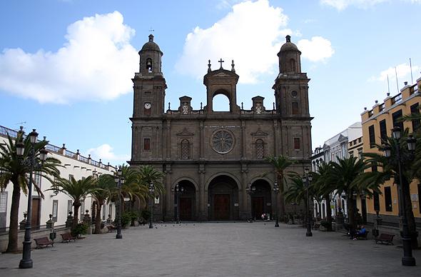 Кафедральный собор Санта-Ана - Santa Iglesia Catedral Basilica de Canarias, Гран Канария