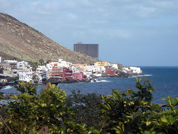Город Радазуль, Тенерифе, Канарские острова