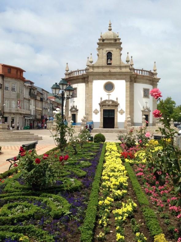Барселуш, Португалия