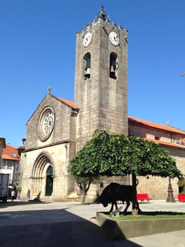 Церковь в Понте де Лима