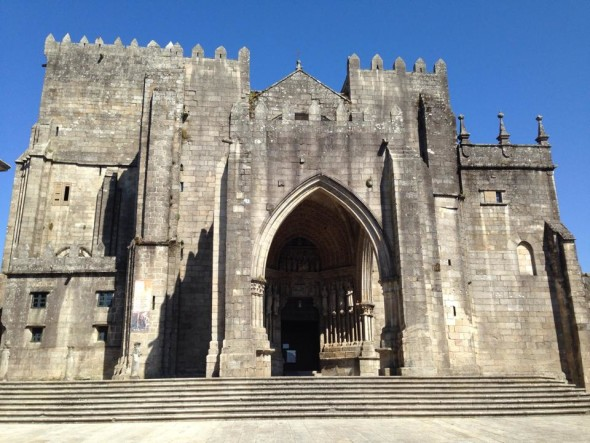 Кафедральный собор Туи, Испания