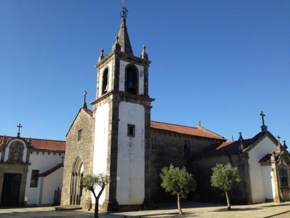Церковь Santa Maria dos Anjos