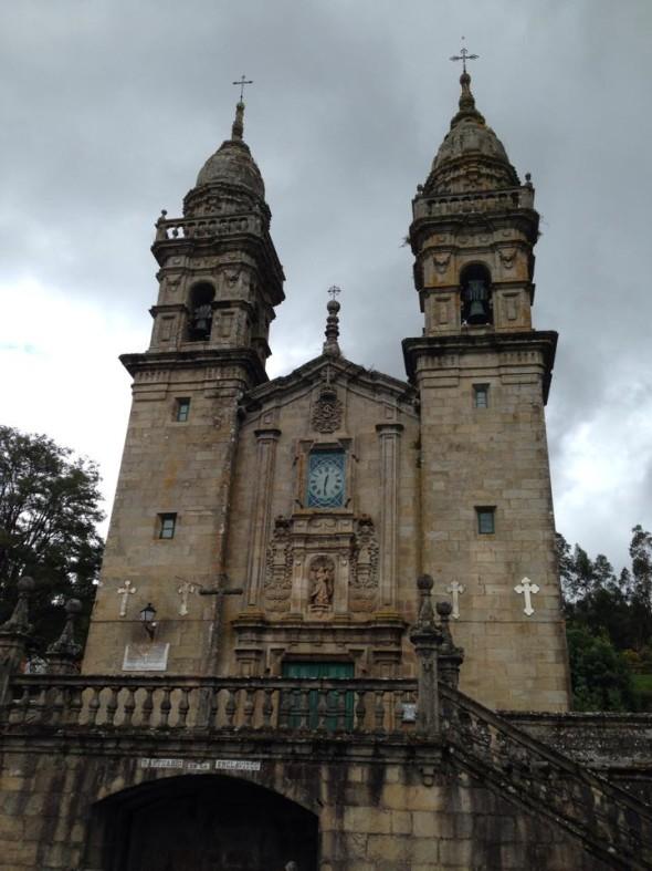 Португальский путь, Путь Святого Иакова