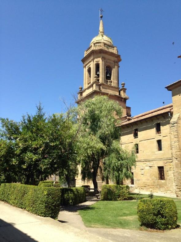 Граньон, Путь Святого Иакова