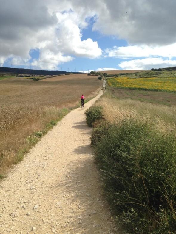 Путь Святого Иакова из Памплоны