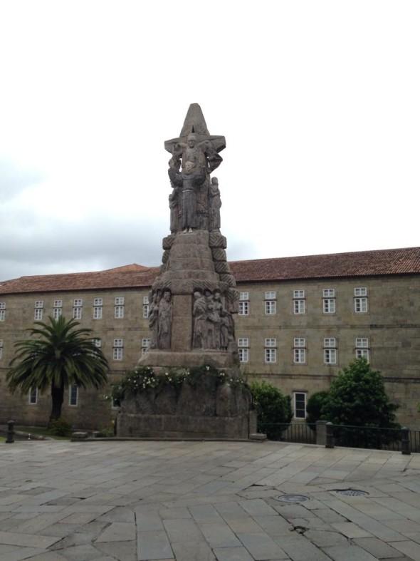 Сантьяго де Компостела, Испания
