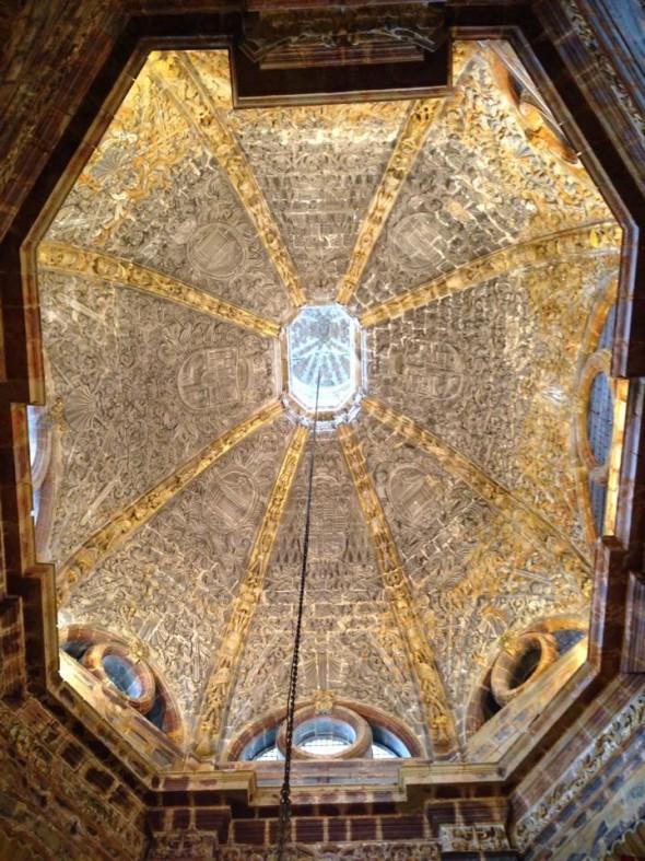 В соборе Святого Иакова, Сантьяго де Компостела
