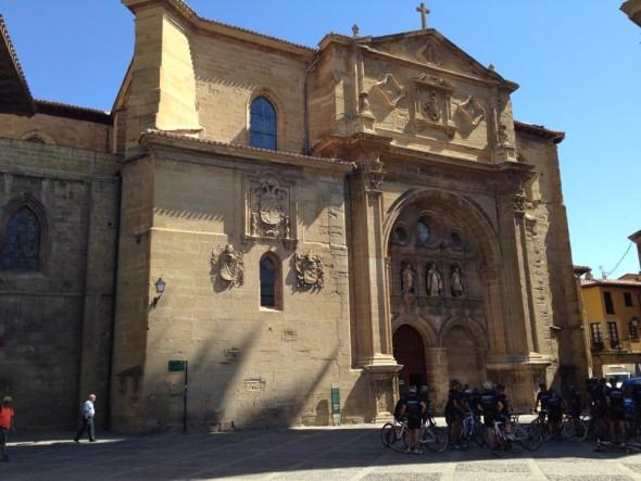 Кафедральный собор Санто-Доминго-де-ла-Кальсада