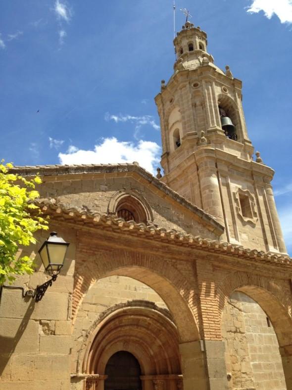 Церковь San Andre, Villamayor de Monjardin