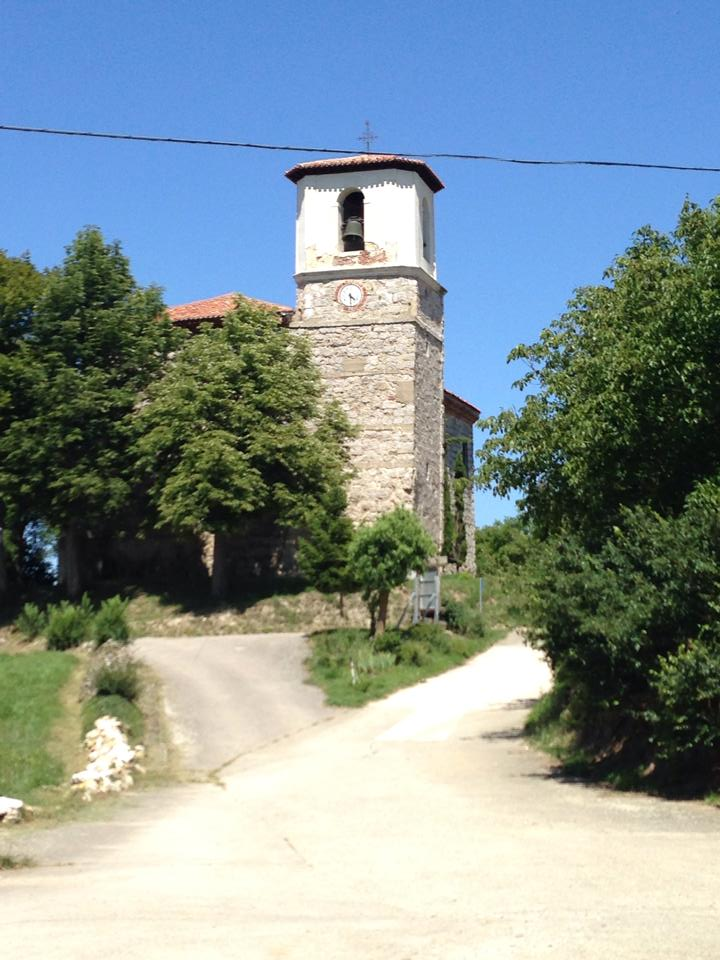 Villambistia, Путь Святого Иакова