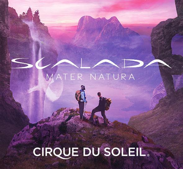 Шоу Скалада / Scalada, Cirque du Soleil