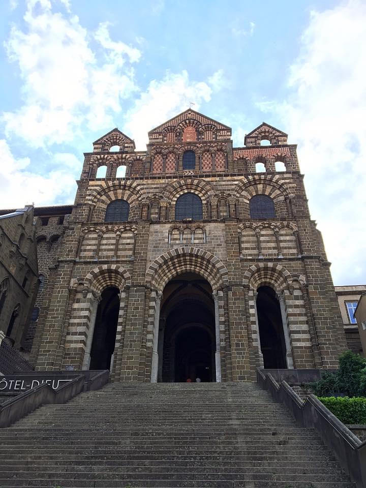 Кафедральный собор в Ленте-Пюи-на-Веле