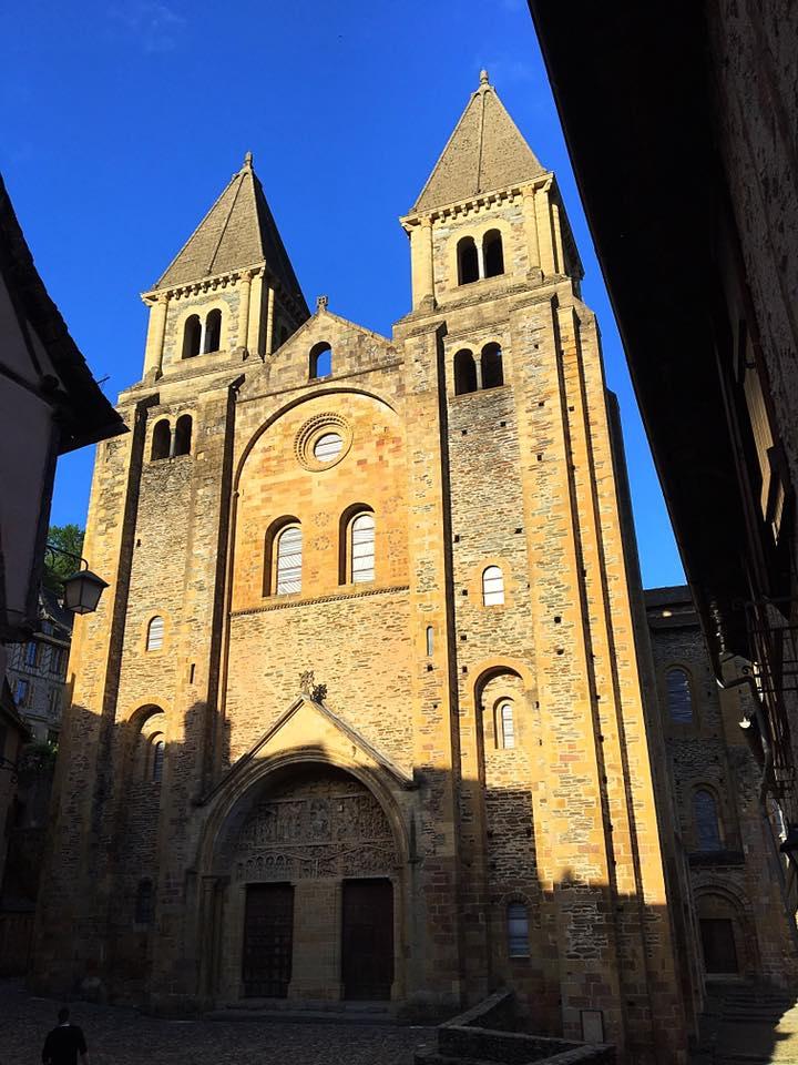 Церковь аббатства St Foy