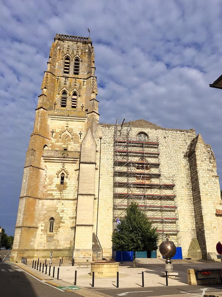 Кафедральный собор Сен-Жерве-э-Сен-Проте в Лектуре