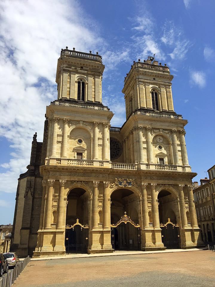 Кафедральный собор Оша - Сен-Мари