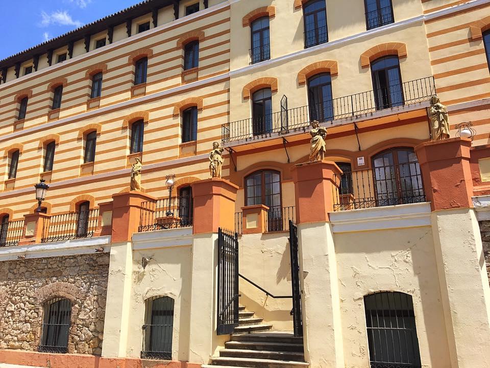 Отель Balneario Termas Pallares