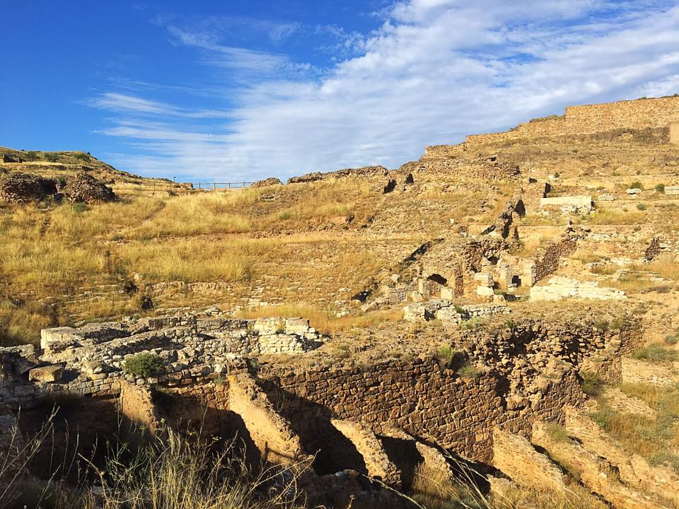 Руины Бильбилиса