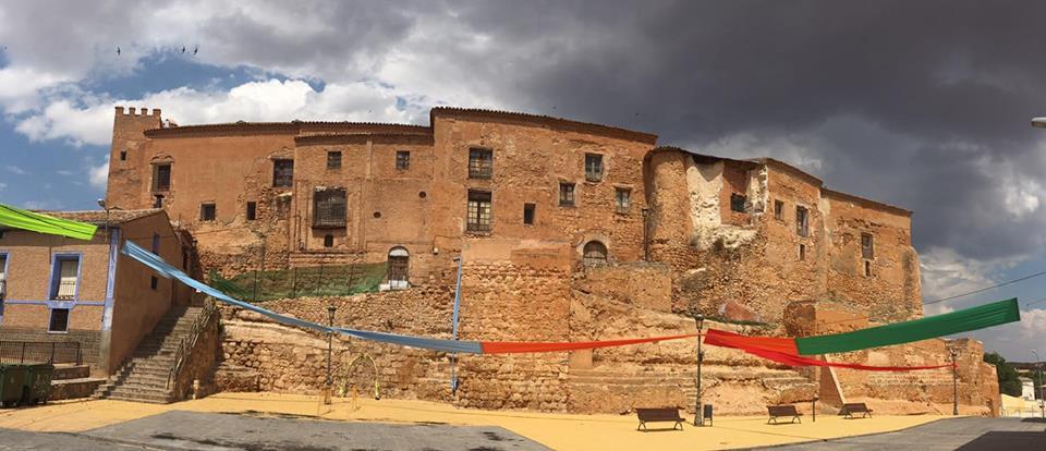 Крепость-дворец в Cetina
