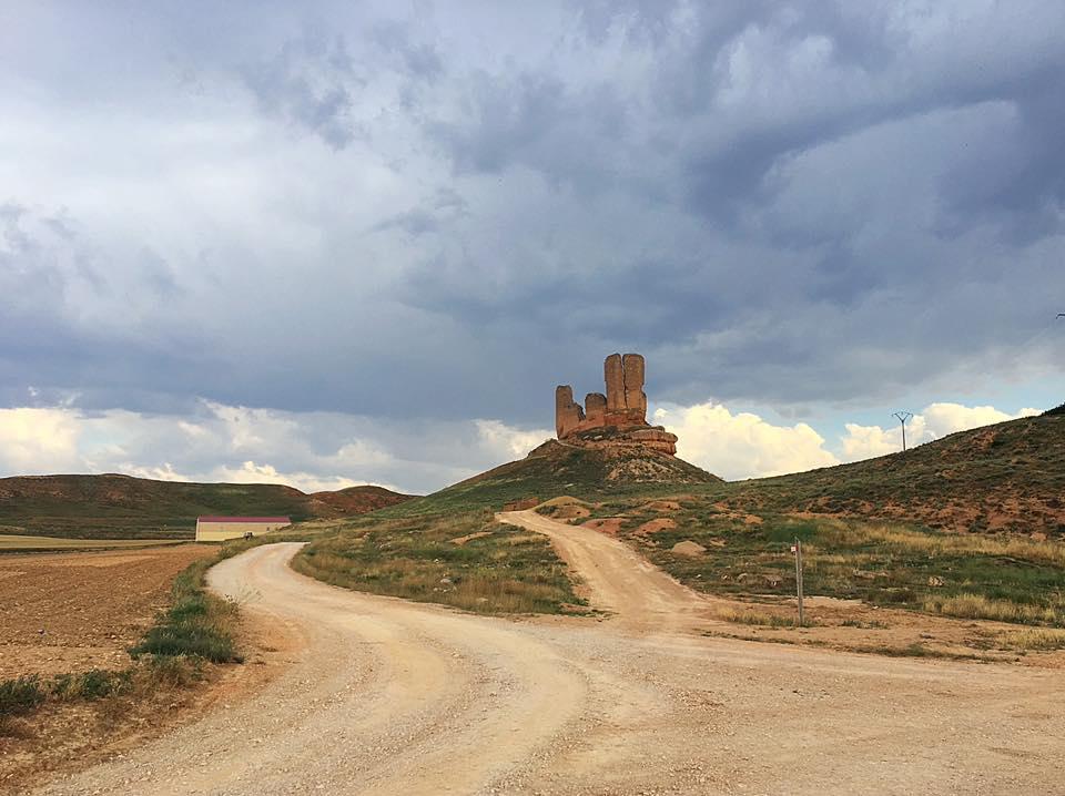 Крепость Montuega de Soria