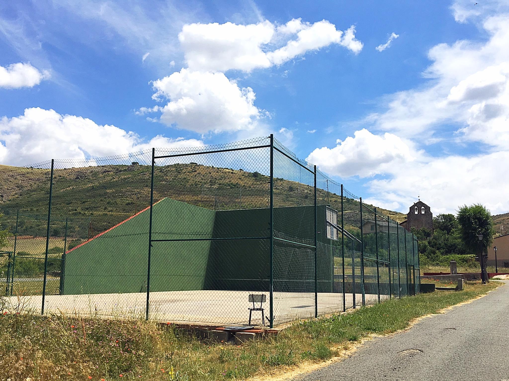 Корт для игры в сквош в La Miñosa