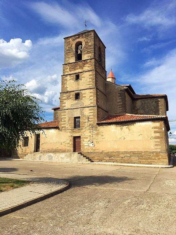Церковь в Hiedelaencinа