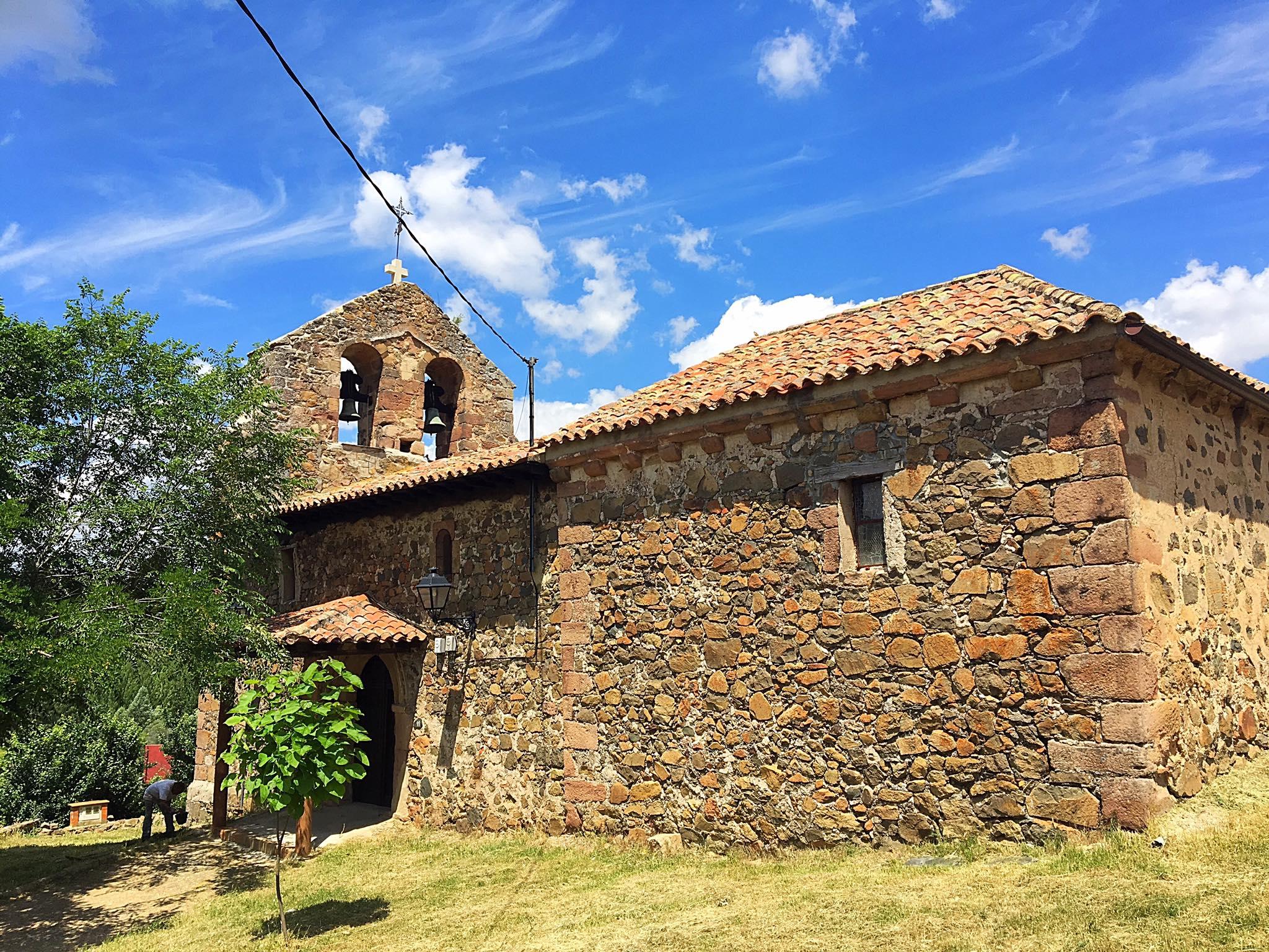 Церковь La Miñosa