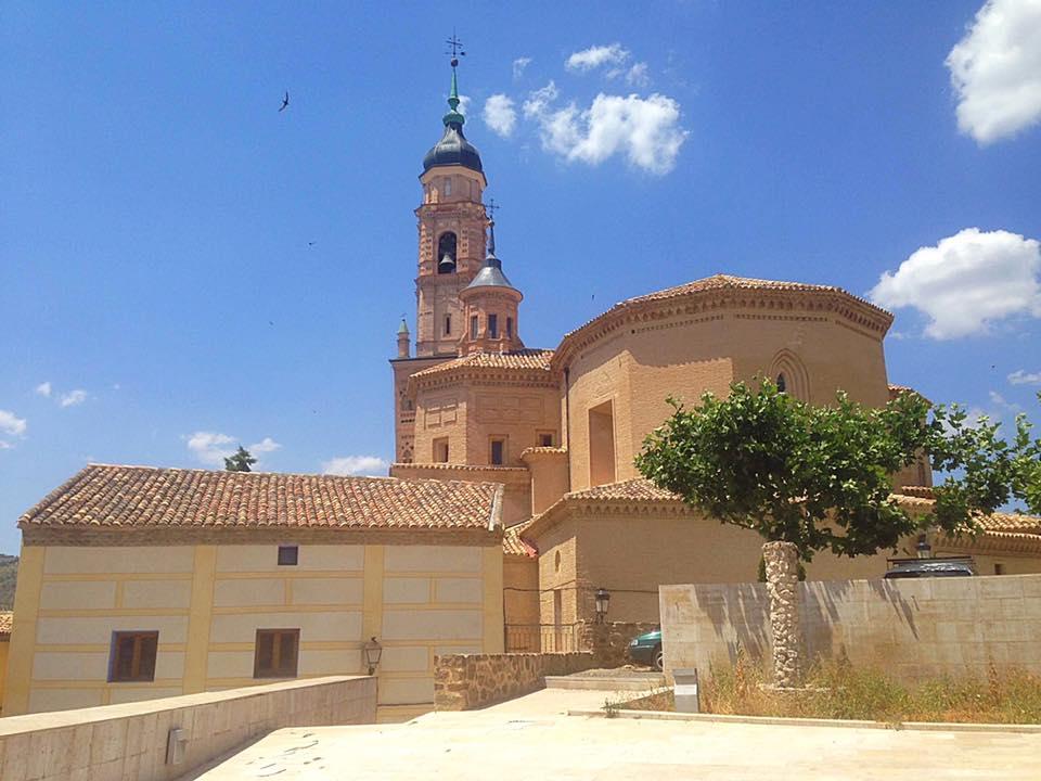 Церковь Санта-Мария в Атеке