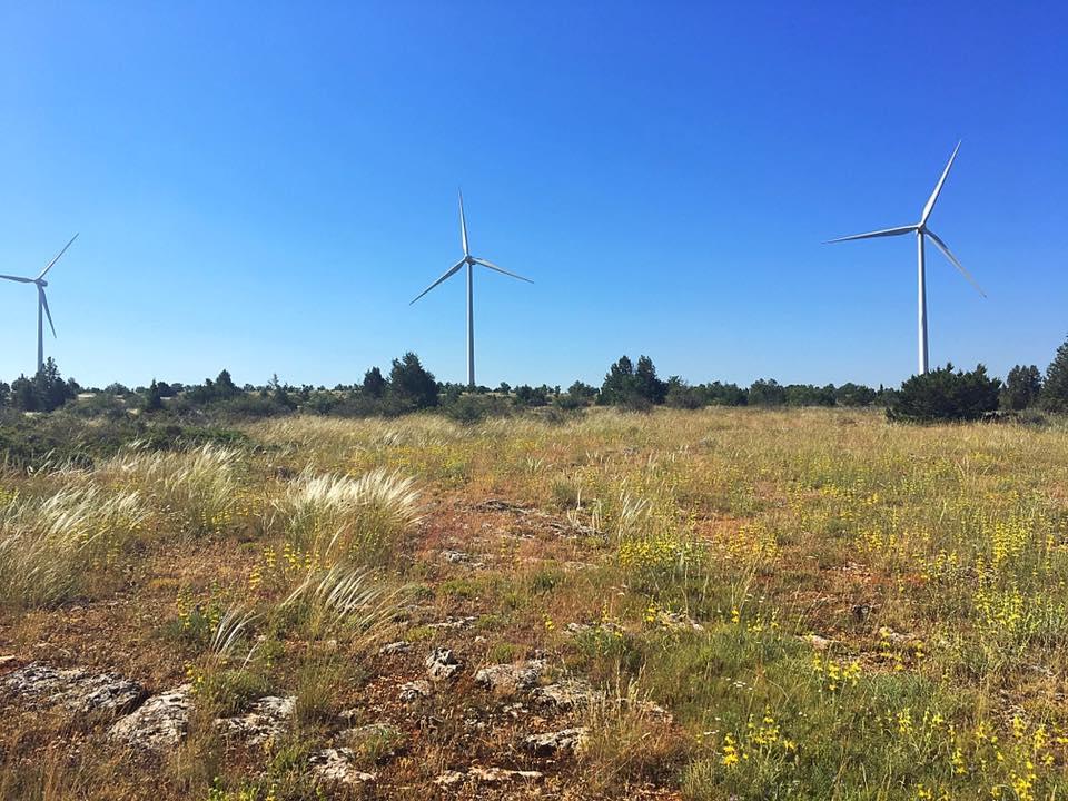 Долина ветряков