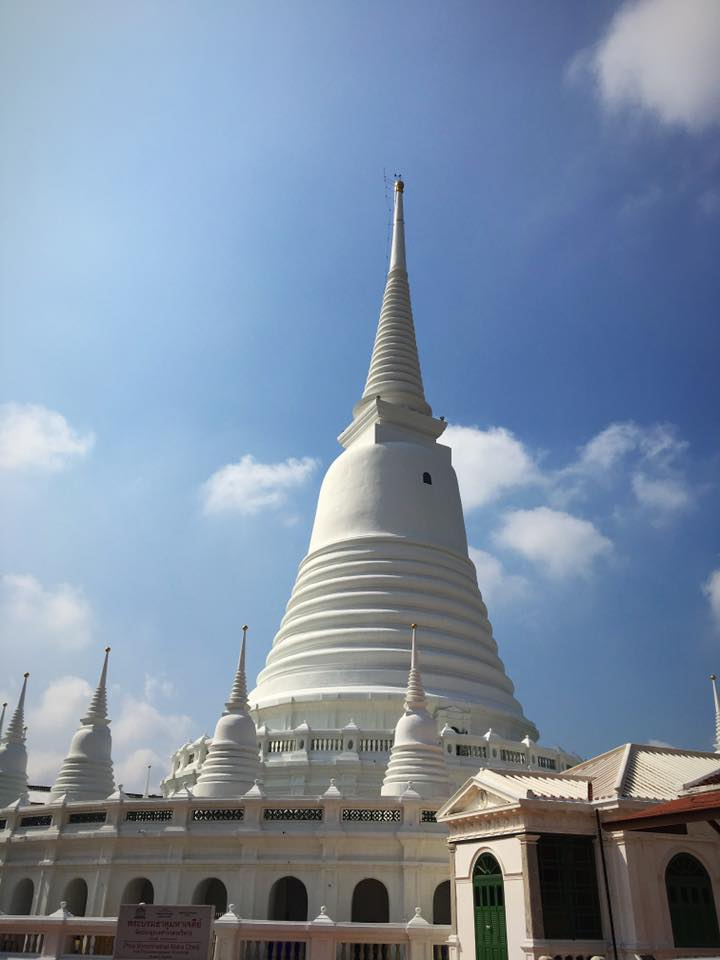 Prayurawongsawas Waraviharn temple