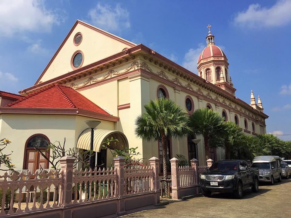 Церковь Santa Cruz, Бангкок