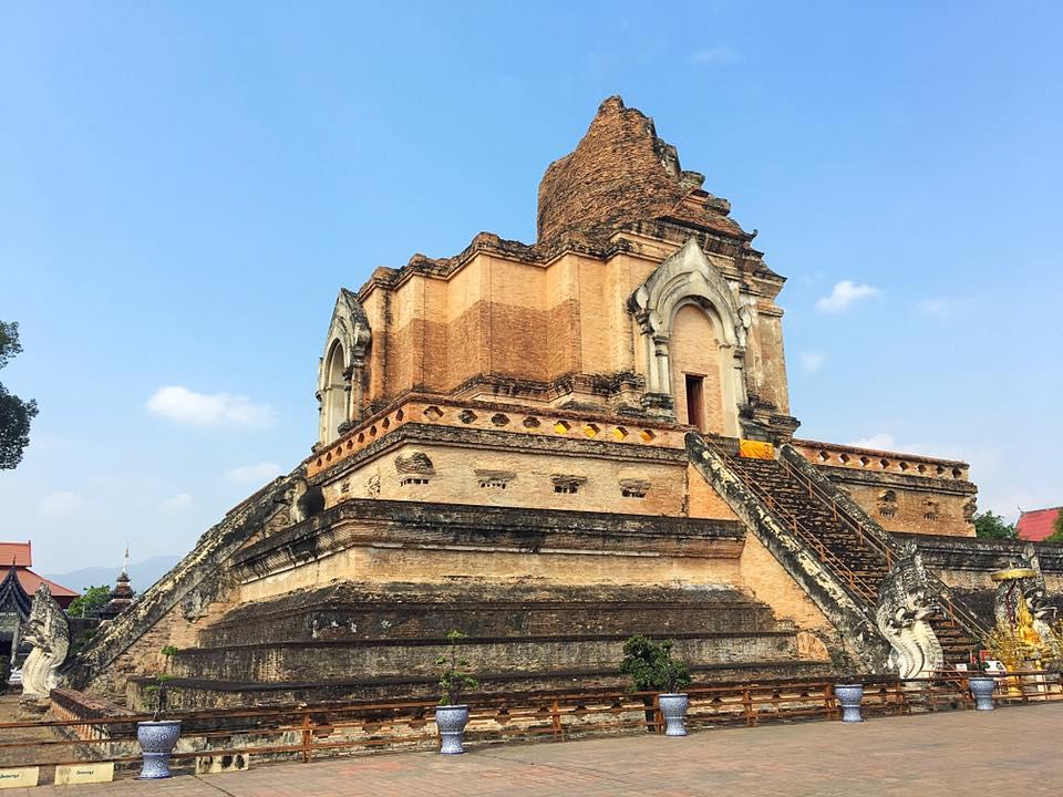 Wat Chedi Luang (Храм большой ступы), XV век