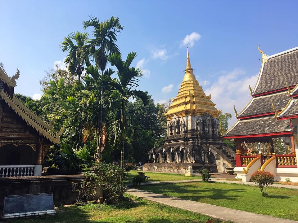 Wat Chiang Man, Чианг Май
