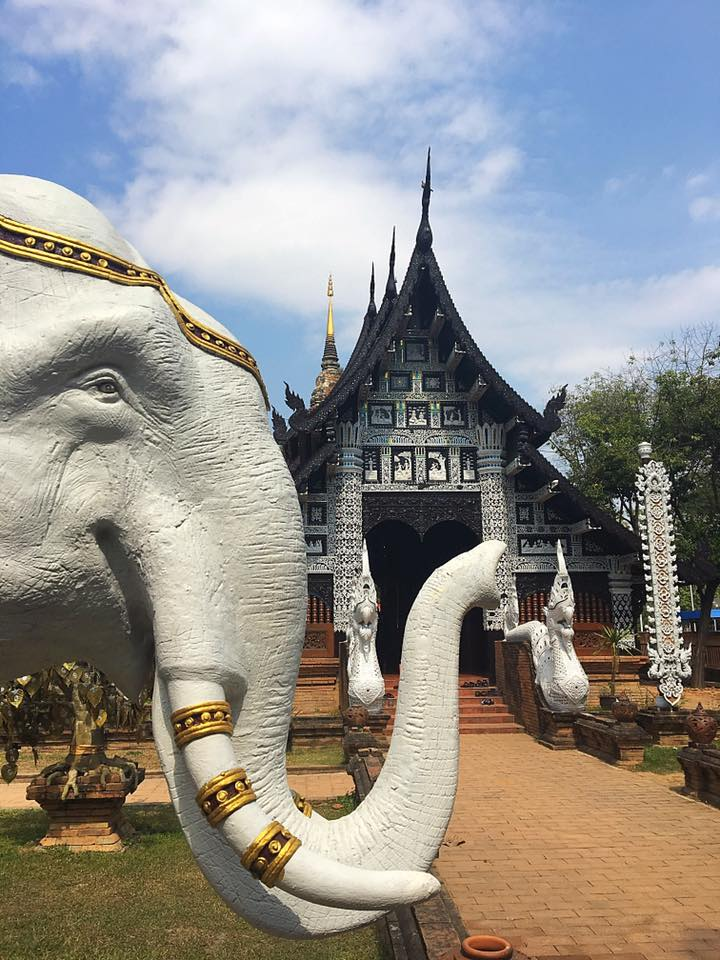 Wat Lok Mol, Чианг Май