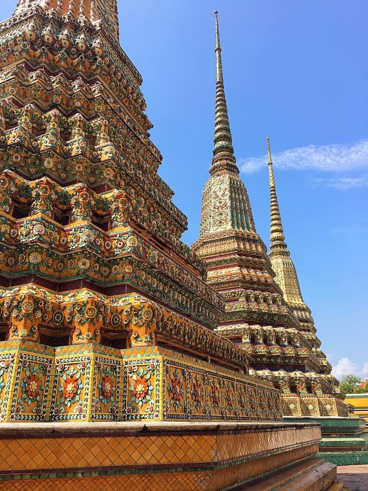 Wat Pho, Храм Лежащего Будды