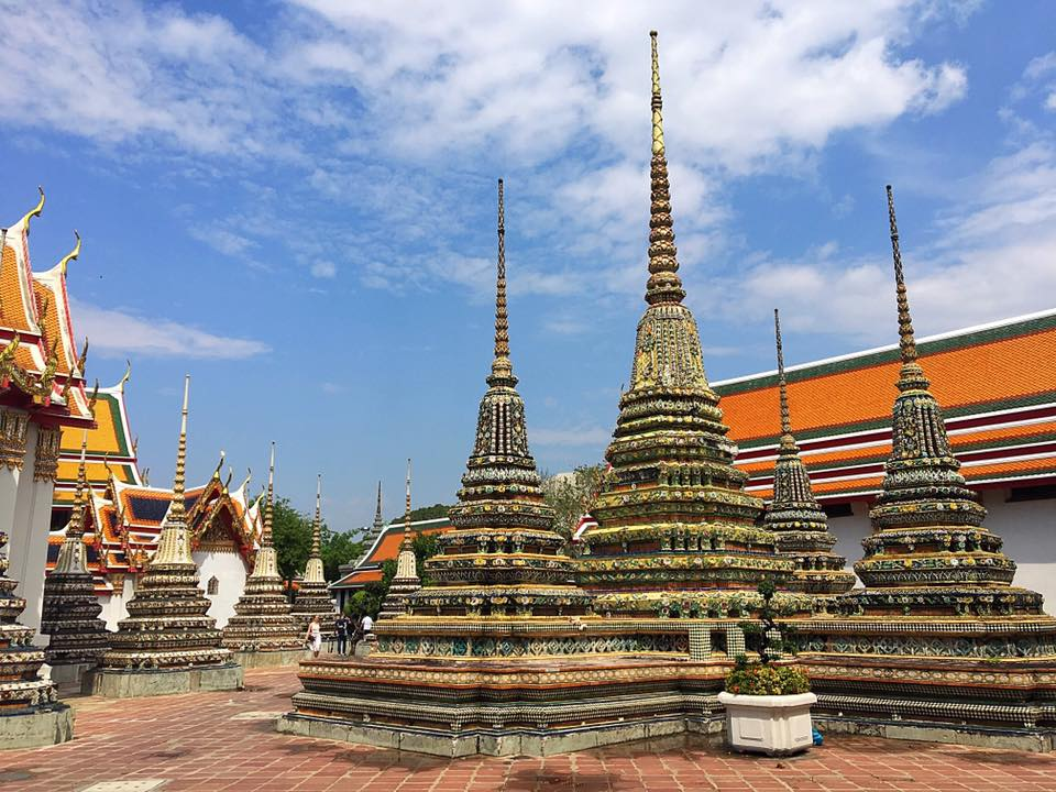 Ват Фо, Храм Лежащего Будды