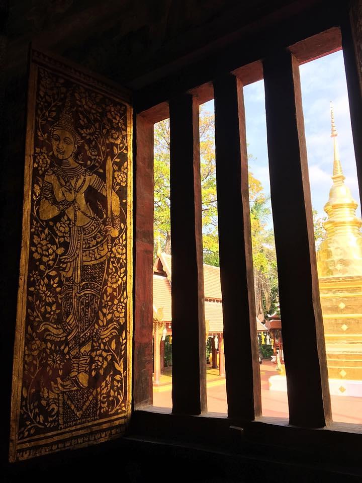 Wat Phra Sing, XIV век