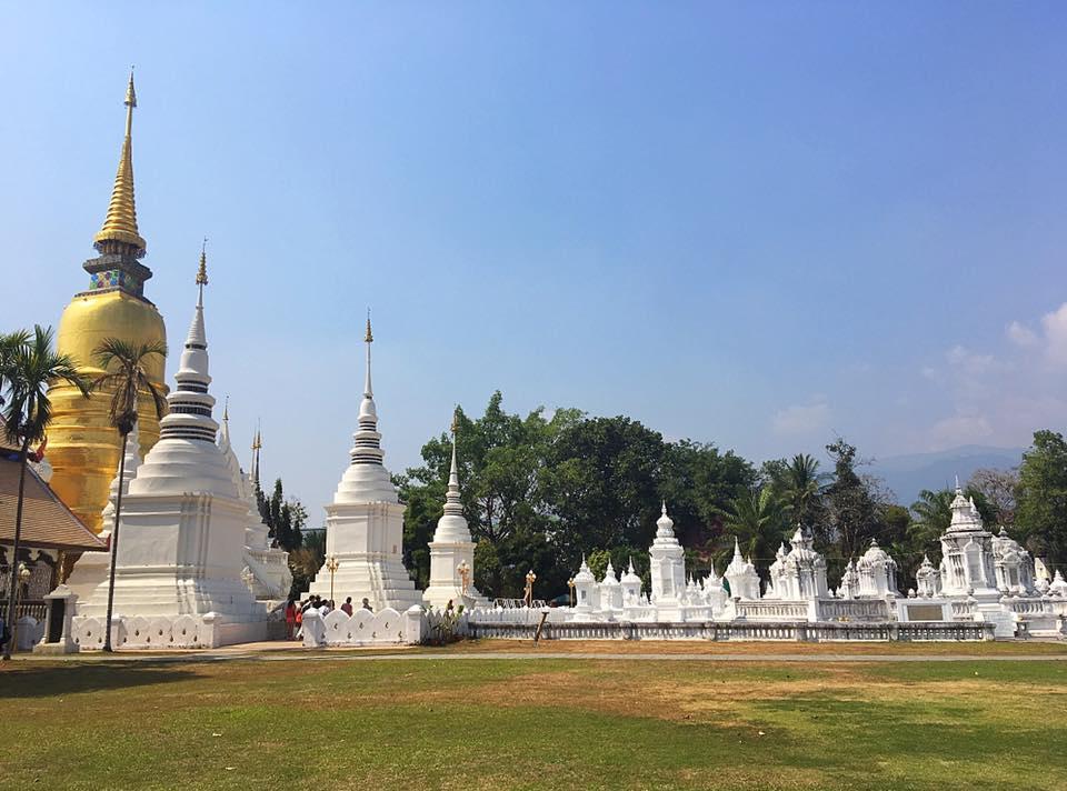 Wat Suan Dok, Чианг Ма