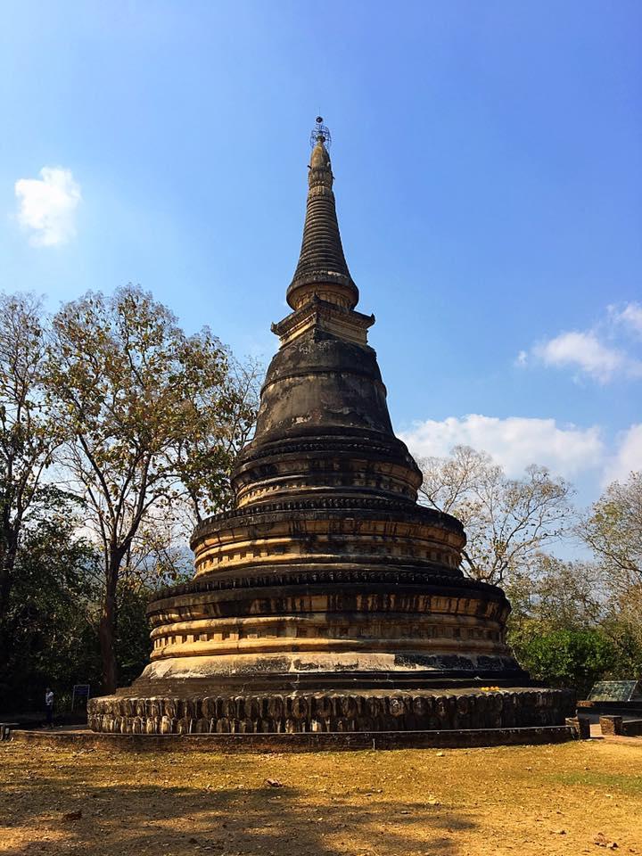 Wat Umong, Чианг Май