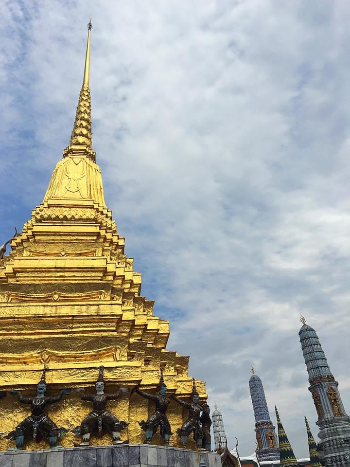 Grand Plalace, Бангкок, Тайланд