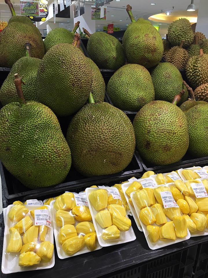 Джек-фрут (Jackfruit)
