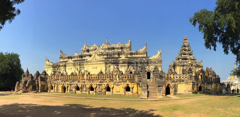 Mahar Aung Mye Bon San, Инва