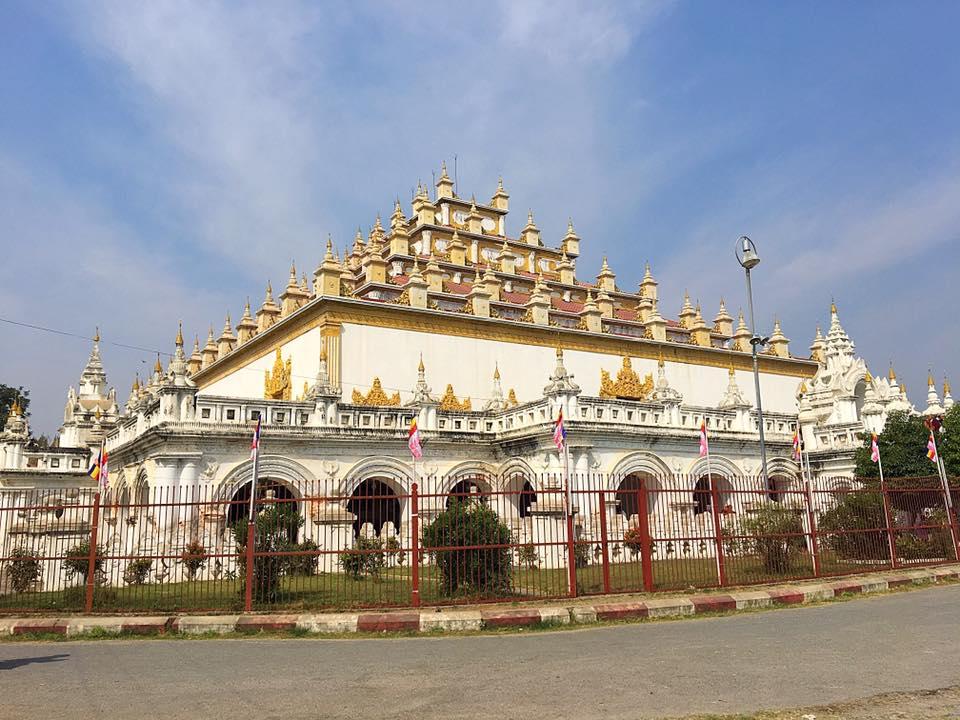 Монастырь Atumashi, Мандалай